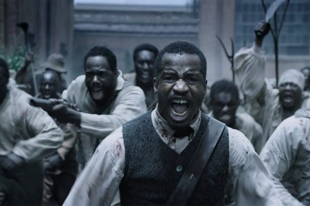The Birth of a Nation - Nate Parker