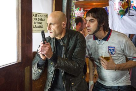 The Brothers Grimsby - Mark Strong, Sacha Baron Cohen