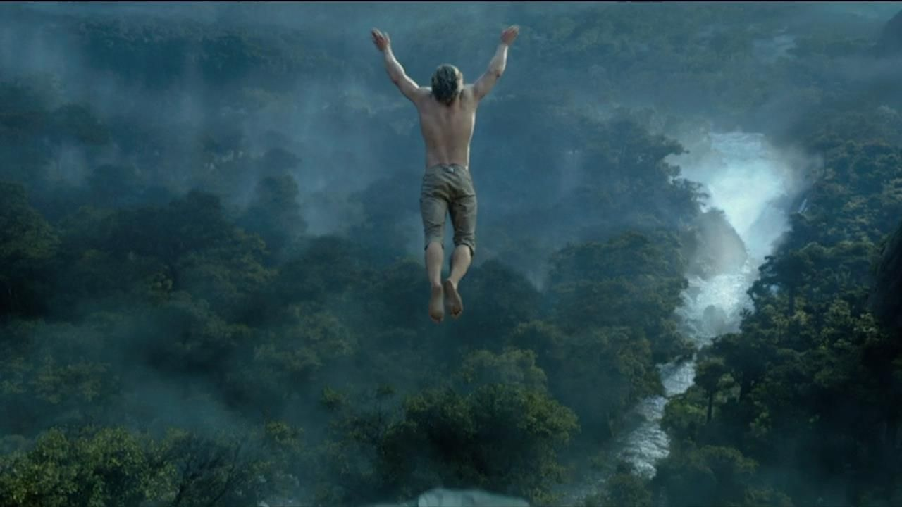 The Legend of Tarzan - Alexander Skarsgård
