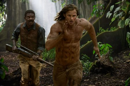 The Legend of Tarzan - Samuel L. Jackson, Alexander Skarsgård
