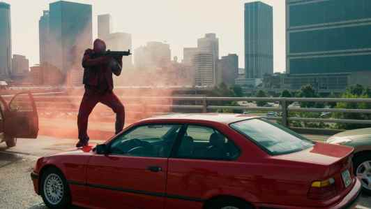 Triple 9 - gunman