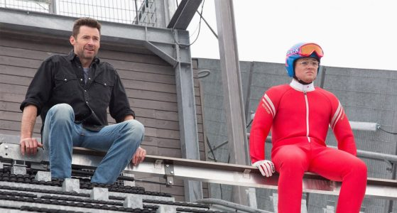 Eddie the Eagle - Hugh Jackman, Taron Edgerton