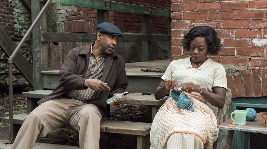 Fenecs - Denzel Washington, Viola Davis