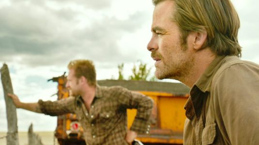 Hell or High Water - Ben Foster, Chris Pine