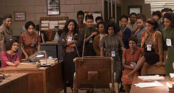 Hidden Figures - The launch
