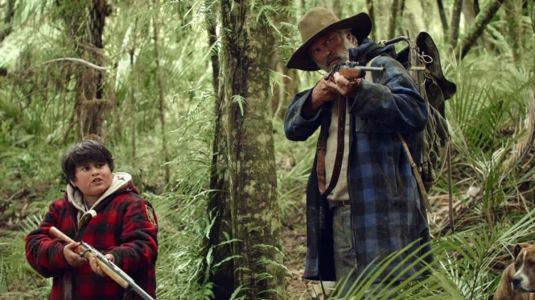 Hunt for the Wilderpeople - Julian Dennison, Sam Neill