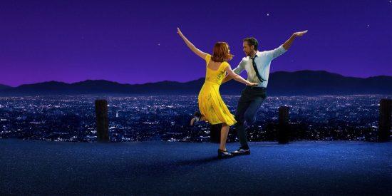 La La Land - Emma Stone, Ryan Gosling