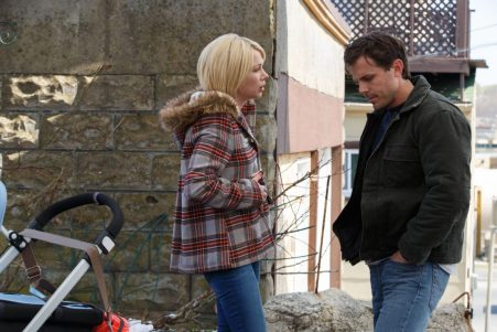 Manchester by the Sea - Michelle Williams, Casey Affleck