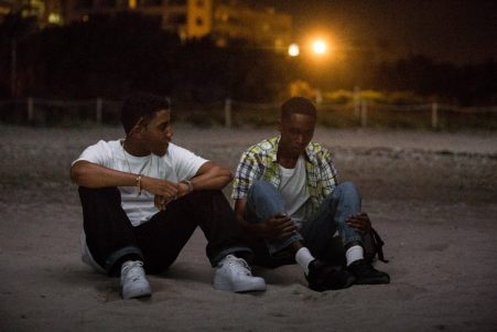Moonlight - Jharrel Jerome, Shariff Earp