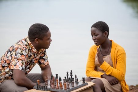 Queen of Katwe - David Oyelowo, Madina Nalwanga