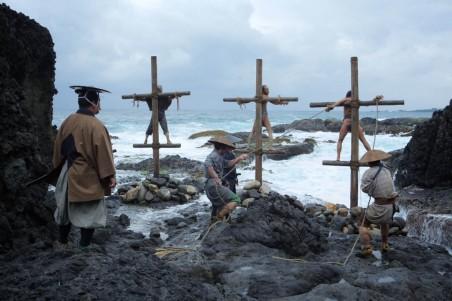 Silence - Crucifixion