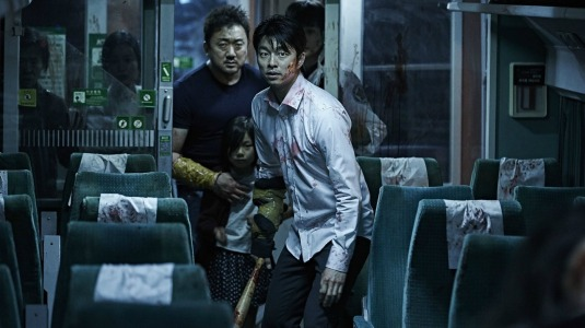 Train to Busan - cast