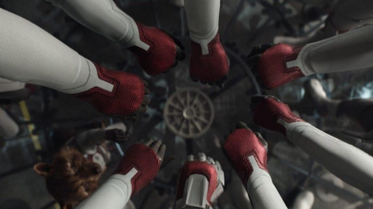 Avengers Endgame - Assemble